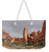 Devils Garden Arches Np Weekender Tote Bag