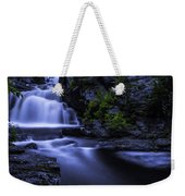Devil's Hopyard Waterfall Weekender Tote Bag