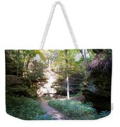 Devil's Punch Bowl Wildcat Den Weekender Tote Bag