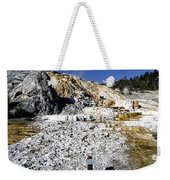 Devils Thumb - Yellowstone Weekender Tote Bag