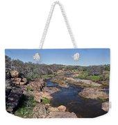 Devil's Waterhole Weekender Tote Bag
