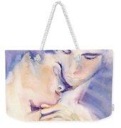 Devotional Surrender Weekender Tote Bag