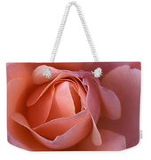 Dew Drops On My Petals Weekender Tote Bag