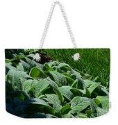 Dew Kissed Foliage Weekender Tote Bag
