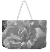 Dew Rose Weekender Tote Bag