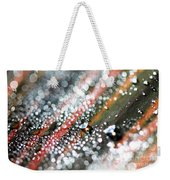 Dewdrops On Durban Weekender Tote Bag
