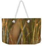 Dewy Grasses Weekender Tote Bag