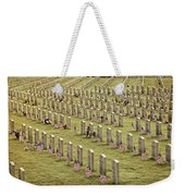 Dfw National Cemetery II Weekender Tote Bag