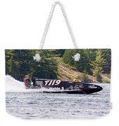 Diablo 3 Speedboat Weekender Tote Bag
