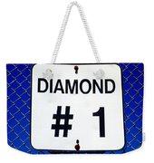 Diamond 1 Weekender Tote Bag