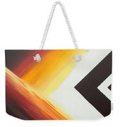 Diamond Fire 1 Weekender Tote Bag