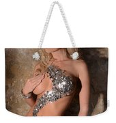 Diamond Girl Weekender Tote Bag