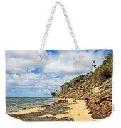 Diamond Head Lighthouse Weekender Tote Bag