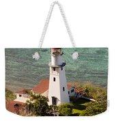 Diamond Head Lighthouse Honolulu Weekender Tote Bag