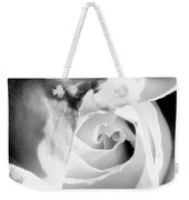 Diamond Rose Bw Palm Springs Weekender Tote Bag