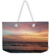 Diamond Shoals Sunset - Outer Banks Nc Weekender Tote Bag