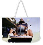 Diamond T Truck - Sahara Weekender Tote Bag