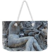 Diana Roman Goddess Of The Moon Weekender Tote Bag
