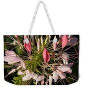 Diane's Flower Weekender Tote Bag