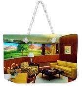 Diemaxium Living Room Weekender Tote Bag