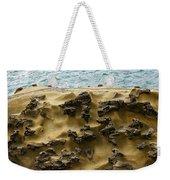 Differential Erosion Weekender Tote Bag