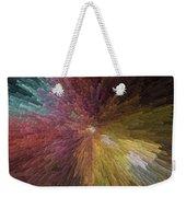 Digital Crystal Art Weekender Tote Bag