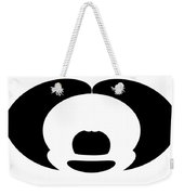 Digital Mono 10 Weekender Tote Bag