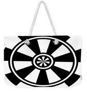 Digital Mono 4 Weekender Tote Bag