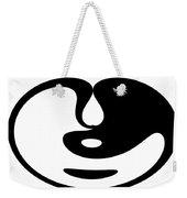 Digital Mono 5 Weekender Tote Bag
