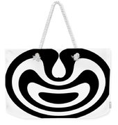 Digital Mono 7 Weekender Tote Bag