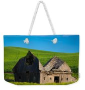 Dilapidated Barn Weekender Tote Bag