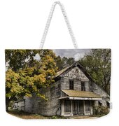 Dilapidated Weekender Tote Bag by Heather Applegate