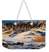 Dillon Pinnacles Sunset Weekender Tote Bag