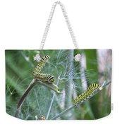 Dillweed And Caterpillars Weekender Tote Bag