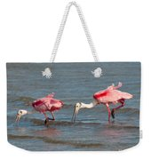 Dining Duo Weekender Tote Bag