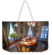 Dining Room And Dinner Table Weekender Tote Bag