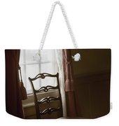 Dining Room Window Weekender Tote Bag