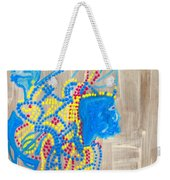 Dinka Angel Bride - South Sudan Weekender Tote Bag