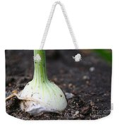 Dinner's Growing Weekender Tote Bag