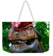 Dino In The Bronx Four Weekender Tote Bag