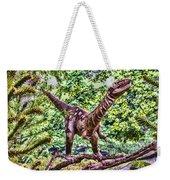 Dino In The Bronx One Weekender Tote Bag