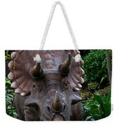 Dino In The Bronx Six Weekender Tote Bag