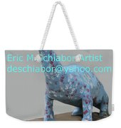 Dino The Bayville Dinosaur Weekender Tote Bag