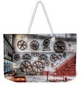 Dinorwig Quarry Workshop Weekender Tote Bag