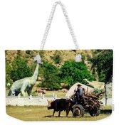 Dinosaur Park Weekender Tote Bag