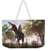 Dinosaur Spinosaurus Weekender Tote Bag