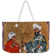 Dioscorides And Student Weekender Tote Bag
