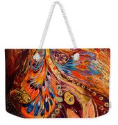 Diptych The Moments Of Love Part II Weekender Tote Bag