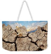 Dirt And Sky Weekender Tote Bag