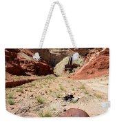 Dirty Devil Mine San Rafael Swell - Utah Weekender Tote Bag